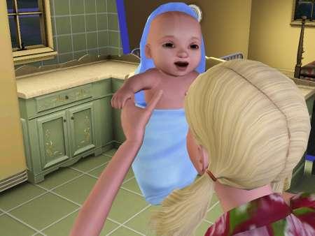 Premiers pas dans les sims 3 de b b bambin page 1 for Sims 3 chambre bebe